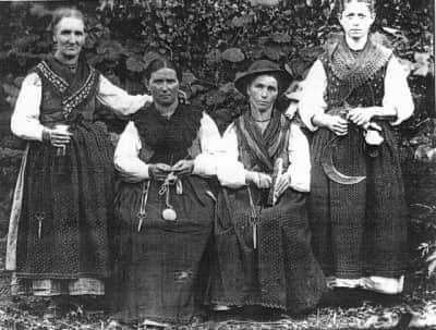 19世紀ヨーロッパ庶民