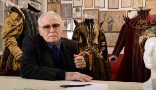 さようなら、ピエロ・トージ、イタリア最大の映画衣装デザイナー