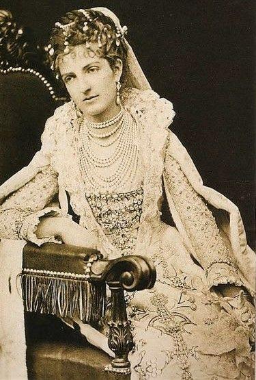 アレクサンドラ王妃alex