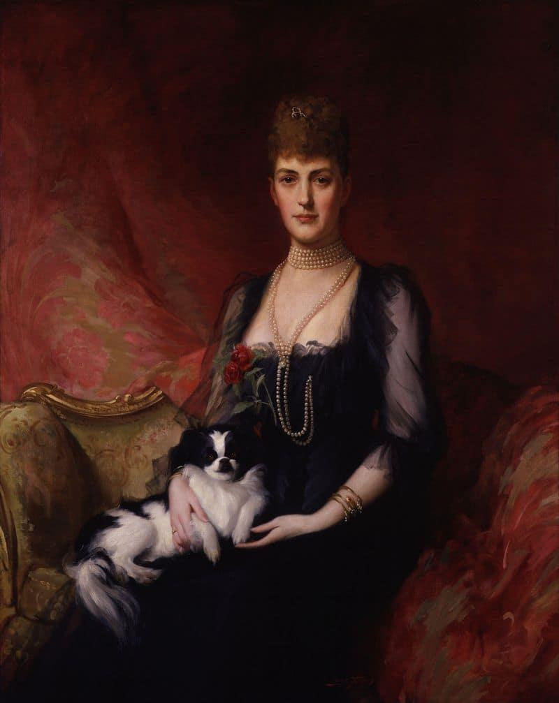 アレクサンドラ王妃